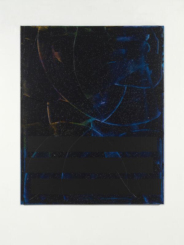 Tariku Shiferaw, 'Song Cry (Jay-Z)', 2021, Painting, Acrylic on canvas, Galerie Lelong & Co.