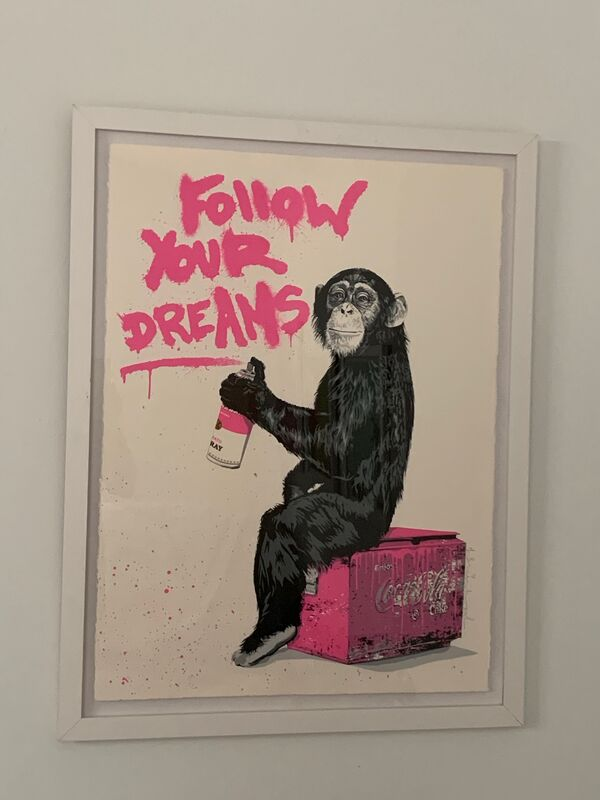Mr. Brainwash, 'Everyday Life', 2011, Print, Six-color Screen Print on Deckled Edge Archival Art Paper., End to End Gallery