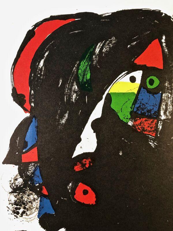 Joan Miró, 'Lithographie Originale IV', 1981, Print, Original Lithograph, Inviere Gallery