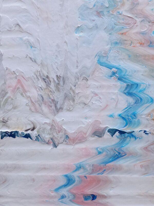 Robert Standish, 'Untitled', 2018, Painting, Acrylic on Canvas, Mark Moore Fine Art