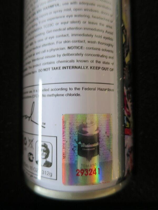 Mr. Brainwash, 'Hulk Green', 2020, Sculpture, Spray Can, AYNAC Gallery