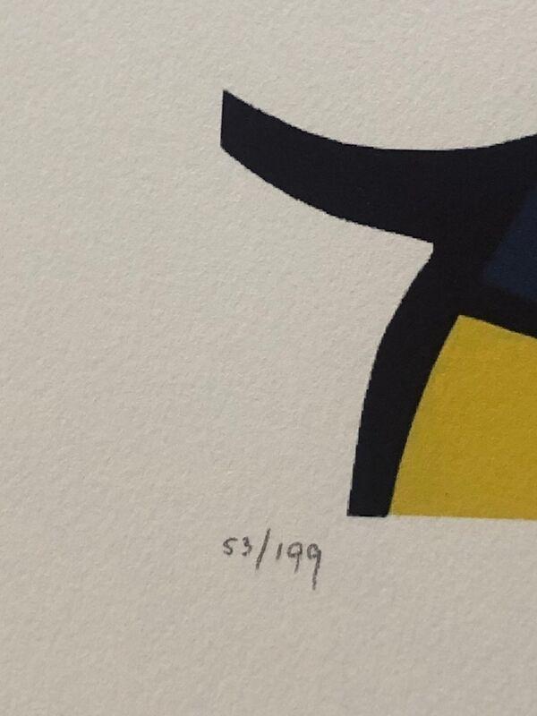 Roy Lichtenstein, 'Roommates', 1994, Print, Serigraph, Leviton Fine Art