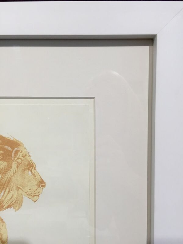Mel Ramos, 'Leo', 1971-1972, Print, 4 color serigraph, Gregg Shienbaum Fine Art