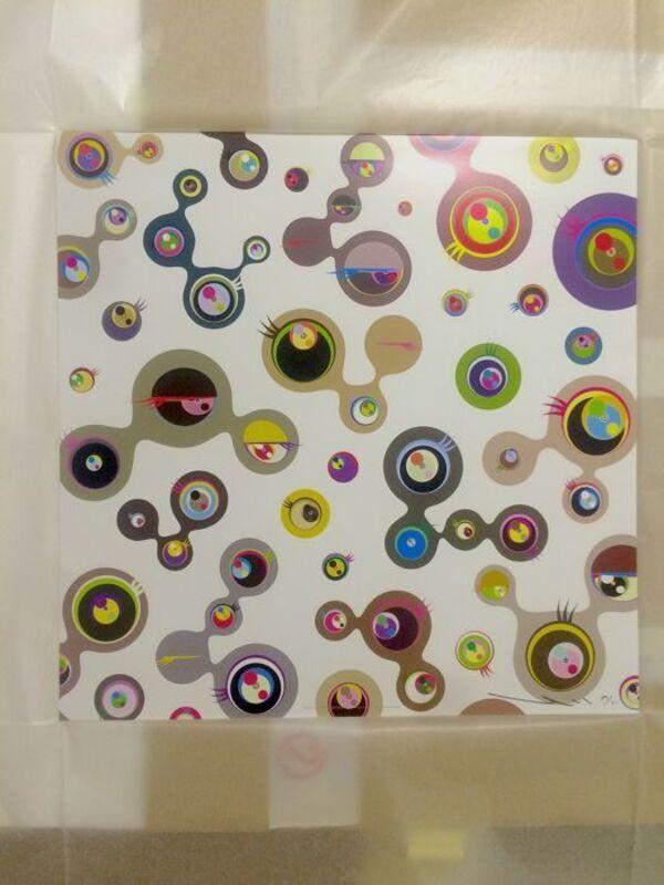 Takashi Murakami, 'Jellyfish Eyes White 4', 2016, Dope! Gallery