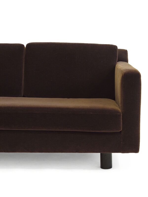 Harvey Probber, 'Sofa', 1960s, Design/Decorative Art, Velvet Upholstery, Patrick Parrish Gallery