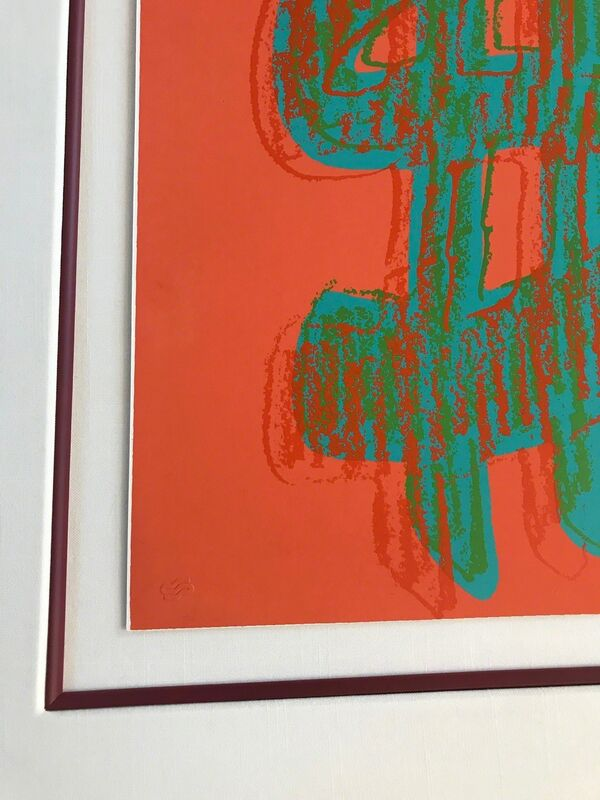 Andy Warhol, '$ Quadrant', 1982, Print, Unique screenprint on Lenox Museum Board, Fine Art Mia