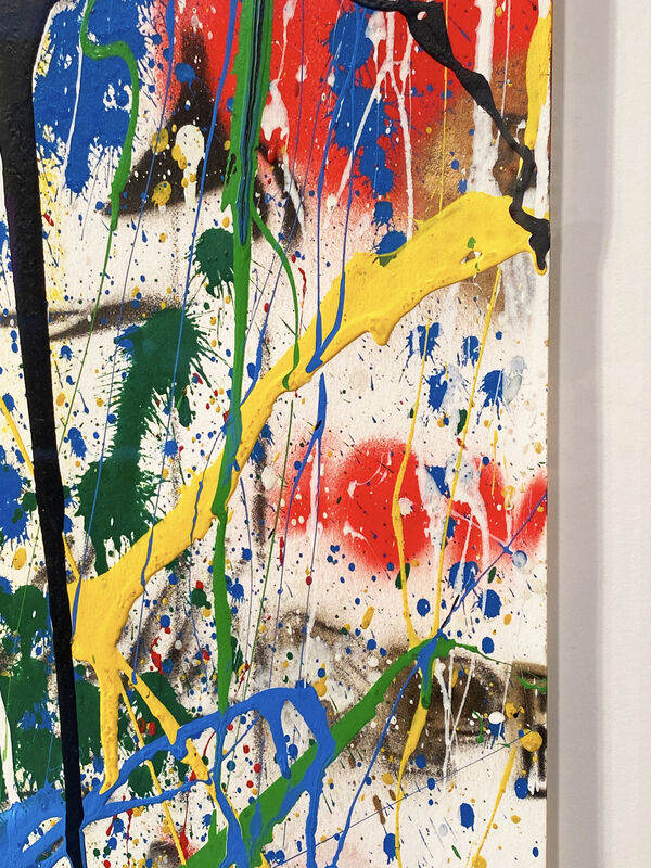 Mr. Brainwash, 'Einstein', 2015, Drawing, Collage or other Work on Paper, Paint, Mixed Media, Arton Contemporary