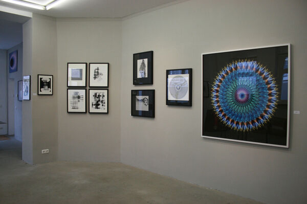 Concrete and Generative Photography 1960 – 2014. Part I: The Pioneers, installation view