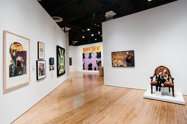Art after Stonewall, 1969-1989, installation view