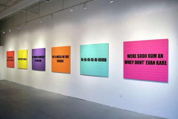 Adam Mars | Public Privates, installation view