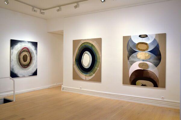 Adrian Falkner : Cold Fever, installation view