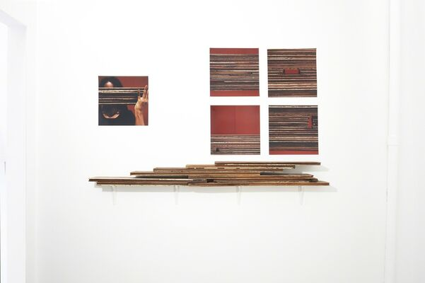 MULTIPLICITIES VOL. 1 CONTINUOUS UNKNOWING, installation view