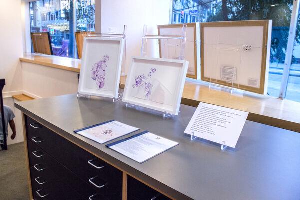 Darius Steward | Moving On, installation view