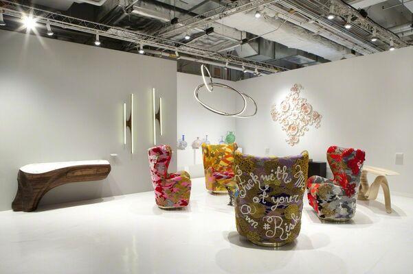 Todd Merrill Studio at Collective Design, installation view