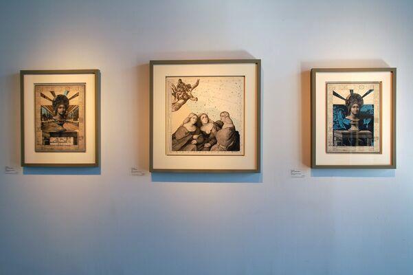 Julie Speed: Undertoad, installation view