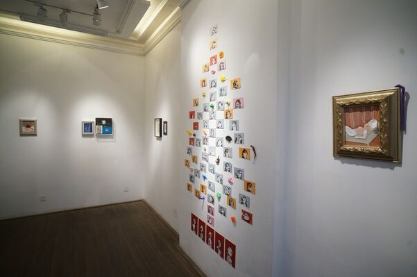 The Infinite Game: CHAI Yiming Solo Exhibition, installation view