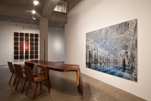 Make Space, installation view