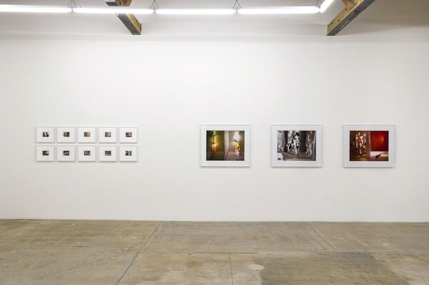 Cut To: Paper and Film, installation view