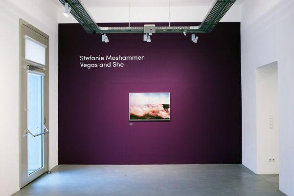 Stefanie Moshammer. Land of Black Milk., installation view