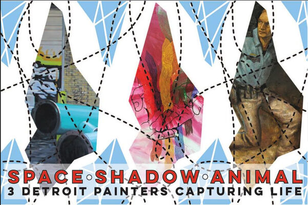 Space-Shadow-Animal, installation view