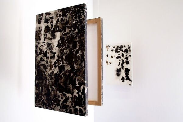 Cabinet de l'Art  Diane Giraud, installation view