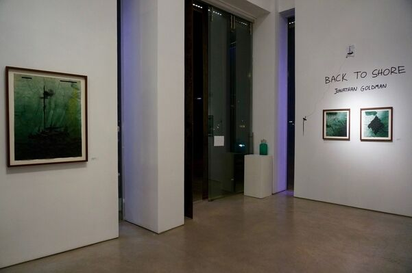Back to Shore, installation view