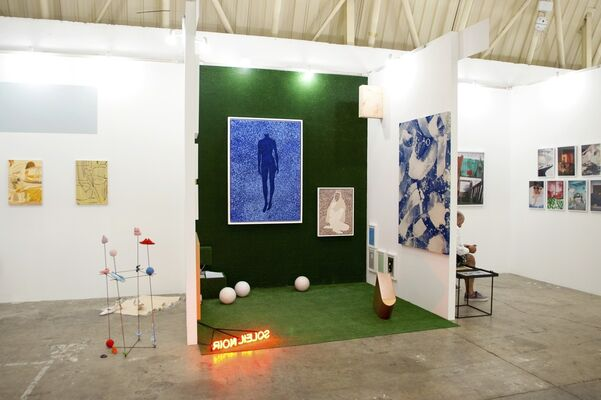 The Switch at SWAB Barcelona 2018, installation view