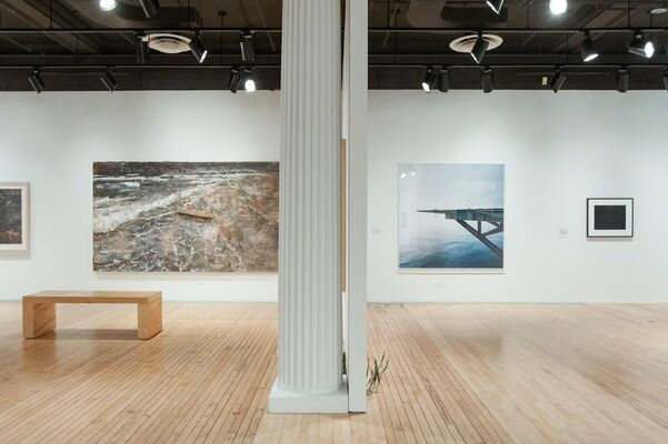 Landscapes after Ruskin: Redefining the Sublime, installation view