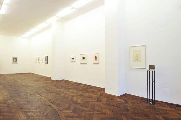 Birgit Jürgenssen - Ungesehenes, installation view