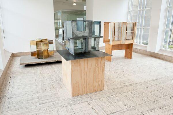 Jan van der Pavert - Modellen, installation view