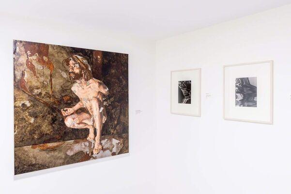 Site Unseen, installation view