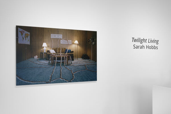 Twilight Living, installation view