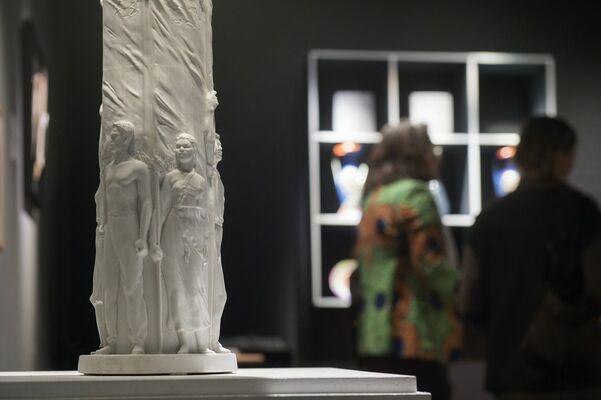 Heritage Gallery at BRAFA 2019, installation view