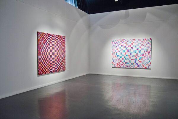 Thresholds, installation view