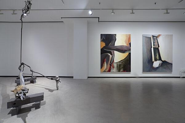 Anssi Törrönen - What is, installation view