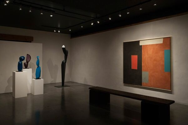 In and of Itself - Phil Darrah, installation view