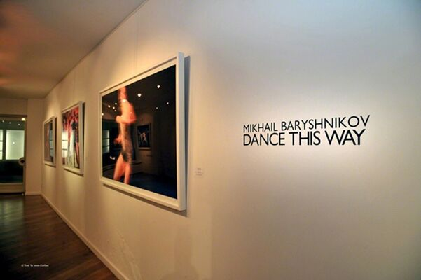 Dance This Way, installation view