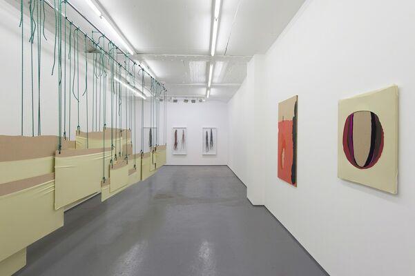 FOLD Gallery at viennacontemporary 2016, installation view