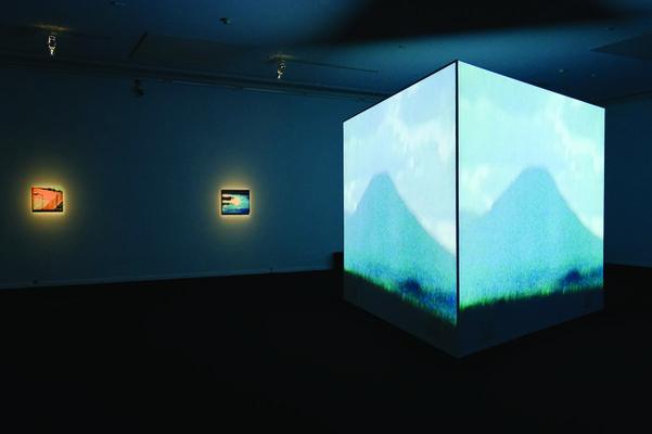 """""""On the way to the peak of ecstasy"""" - Thomas Bogaert, installation view"""