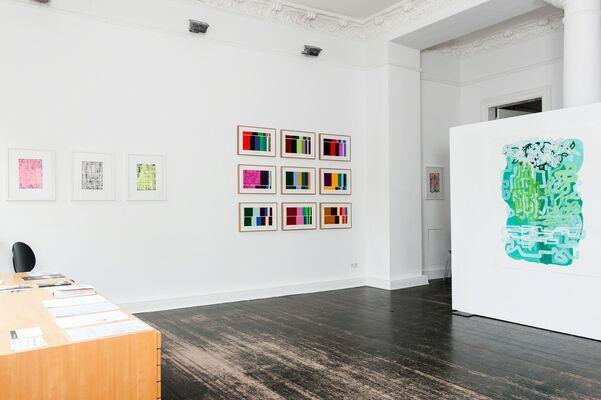 Sommer Hängung #10, installation view