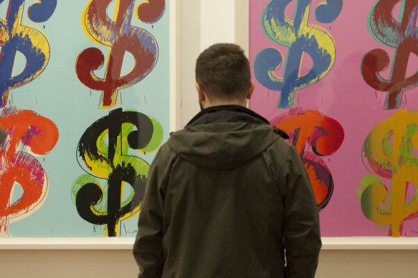 ARTIST ROOMS: Andy Warhol, installation view