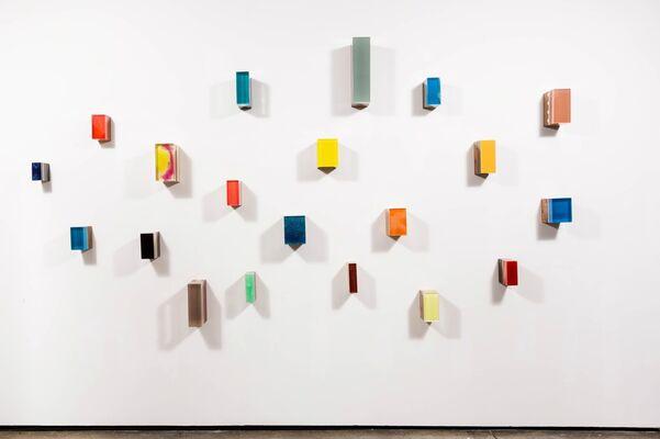 Dialogue, installation view