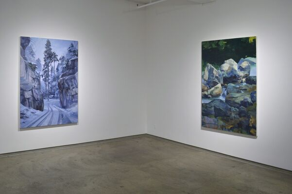 Tai-Shan Schierenberg - Los Padres, installation view
