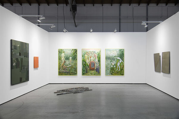 DITTRICH & SCHLECHTRIEM at viennacontemporary 2016, installation view