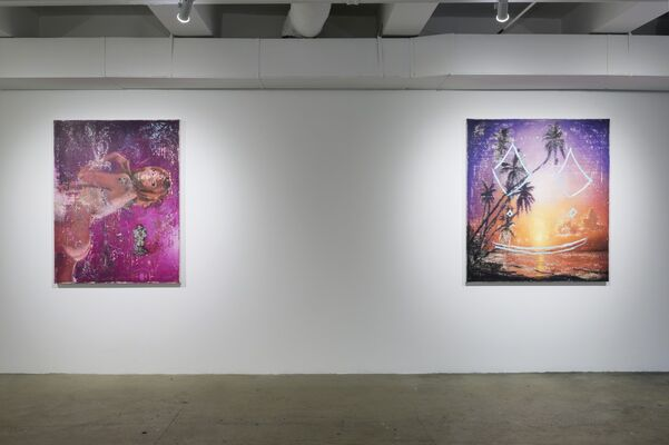 Old Enough to Be My Mother, installation view