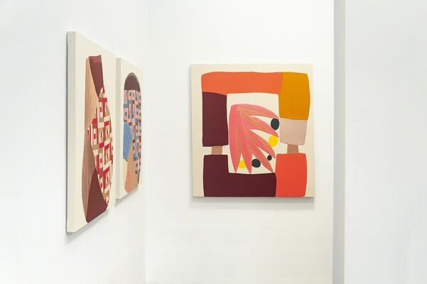 Amanda Valdez: First Might, installation view