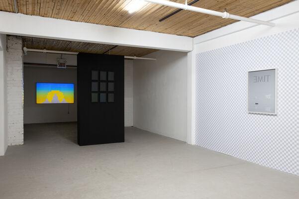 Patrick Bérubé: En Parallèle, installation view