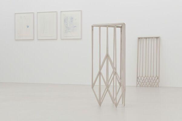 """As easy as"" - Wiebke Grösch / Frank Metzger, installation view"
