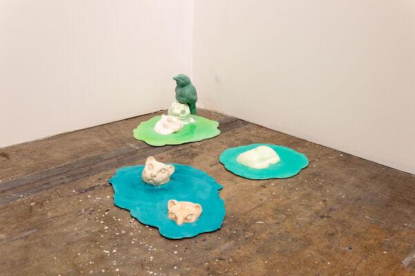 Tatjana Pieters at Investec Cape Town Art Fair 2020, installation view