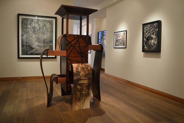 Juliette Losq, installation view